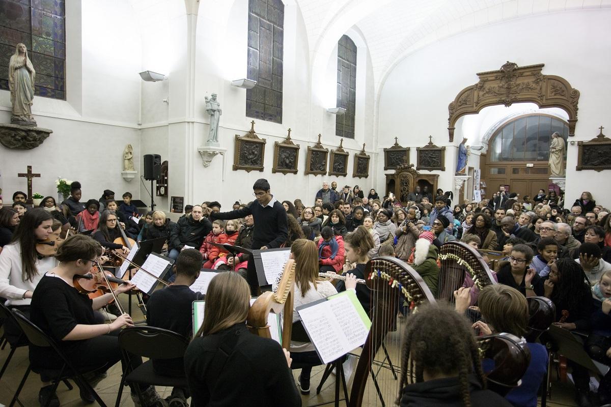 Montigny - concert école de musique